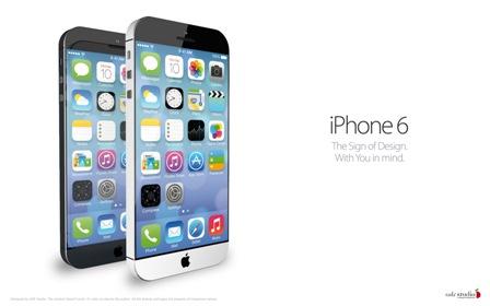 هاتف iPhone 6 قادم العام المقبل بشاشة أكبر !