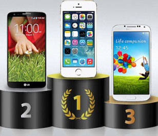 Photo of هاتف iPhone 5s الهاتف الذكي الأسرع في العالم !