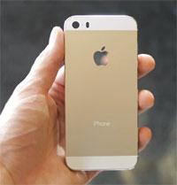 شاهدوا اعلان ابل الجديد لجهاز الايفون 5 اس الذهبي !