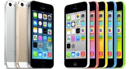 iPhone 5s و iPhone 5c سيصلان الدول العربية بداية نوفمبر !