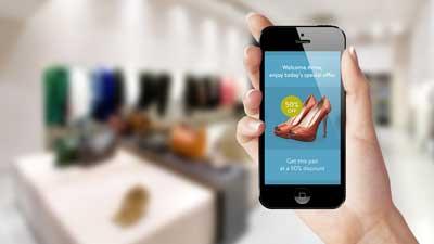 قريبا اطلاق تكنلوجيا iBeacon في متاجر آبل