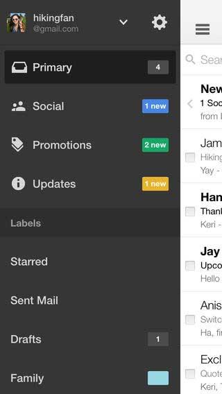 بريد Gmail