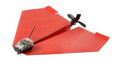 قريبا: طيارة ورقية نتحكم بها بواسطة الايفون !