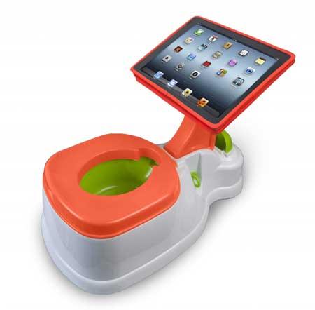 جهاز iPotty للاطفال !
