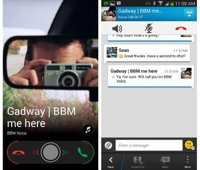 تطبيق بلاكبيري ماسنجر BBM : مزايا رائعة قادمة قريباً !