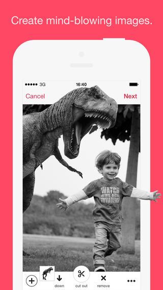 تطبيق Bazzaart : تطبيق رائع لتحرير الصور بمزايا متنوعة !