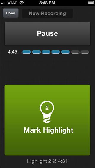 تطبيق Highlight
