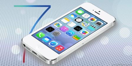 نظام iOS 7 النظام الأكثر انتشاراً على أجهزة آبل !