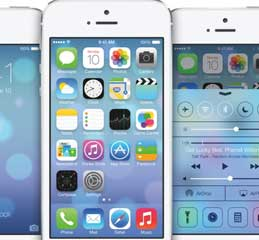 نصيحتين من اجل تسريع iOS 7 !