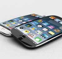 ايفون 6 سيكون بشاشة عملاقة ومحدبة !