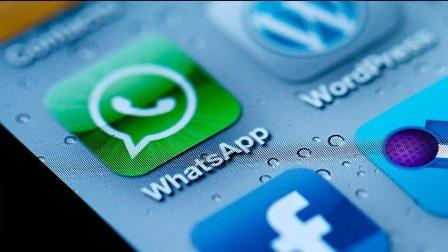 صراع تطبيقات الدردشة : تطبيق WhatsApp يحتل الصدارة !