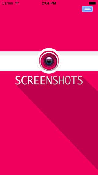 تطبيق Screenshots