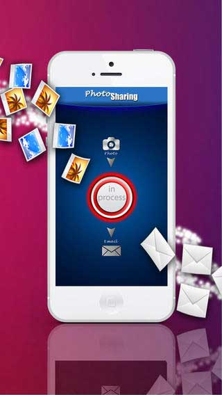 تطبيق Photo Sharing Pro