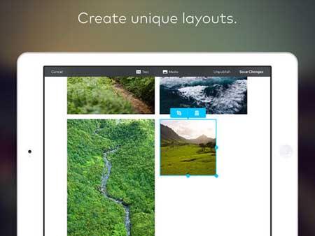 تطبيق Storehouse الجديد لأجهزة الأيباد للإبداع بقصص مصورة، مجانا