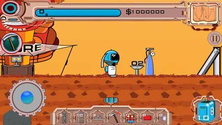 لعبة  Mars Miner Universal