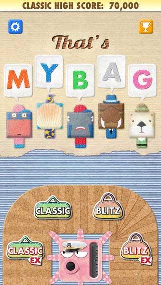 لعبة That's My Bag