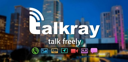 تطبيق Talkray : تطبيق متميز للمحادثات الصوتية و النصية للآيفون و الأندرويد !
