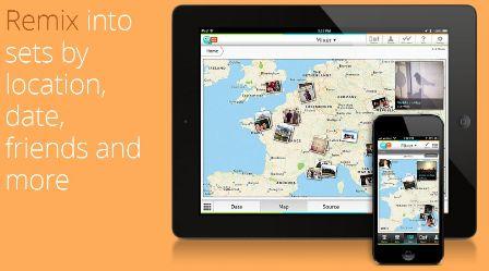 تطبيق WideAngle لإدارة الصور على جهازك و شبكاتك الاجتماعية للآيفون و الآيباد !