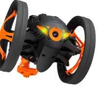 شاهدوا بالفيديو - روبوت رائع يقفز ويصور ويتم التحكم به بواسطة الايفون