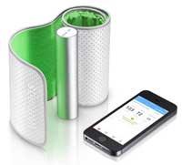 إكسسوار رائع لاجهزة الأيفون يساعد بفحص ضغط الدم بدقة كبيرة