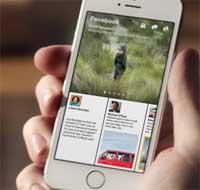 Photo of شركة فيسبوك تعلن عن تطبيق Paper لقرءاة الاخبار بواسطته للايفون والايباد