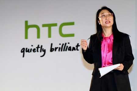 مديرة عام HTC تشير وانغ