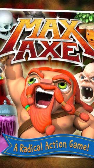 لعبة Max Axe