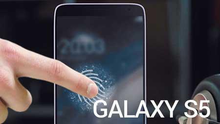 أخبار مؤكدة - سامسونج جالكسي اس 5 سيأتي مع حساس لقراءة بصمة الأصبع