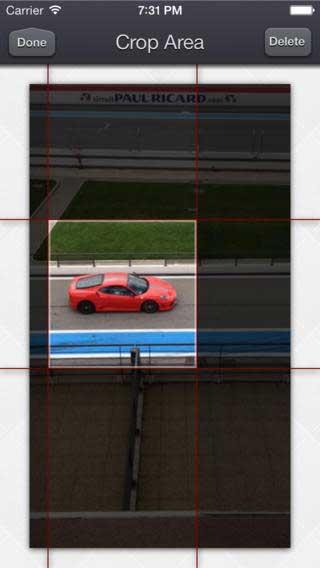 تطبيق Video Crop & Zoom