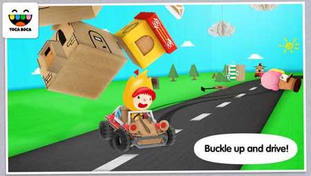 لعبة Toca Cars