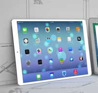 آبل تنوي إنتاج آيباد ذو 12.9 إنش هذا العام وأجهزة جديدة