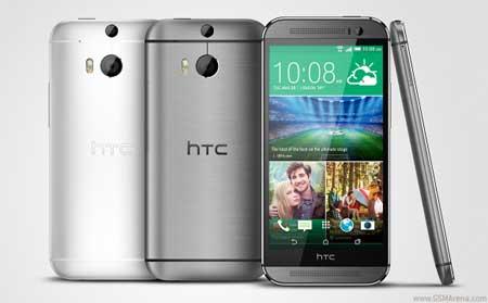 الكشف رسميا عن HTC M8