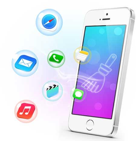 برنامج phoneclean لتنظيف الايفون والايباد