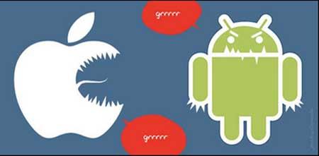 برامج الأندرويد أكثر استقرار من برامج iOS