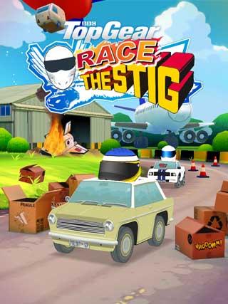 لعبة Top Gear : Race the Stig للأندرويد