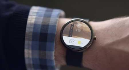 نظام Android Wear للساعات