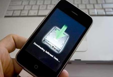 فيديو لجهاز ايفون 4 خضع لجيلبريك