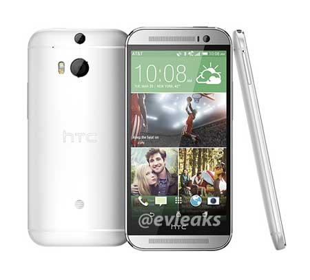 جهاز HTC ONE إصدار 2014