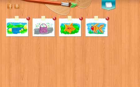 تطبيق KidSketch لتعليم الاطفال الرسم