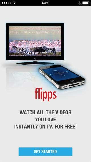 تطبيق Flipps HD
