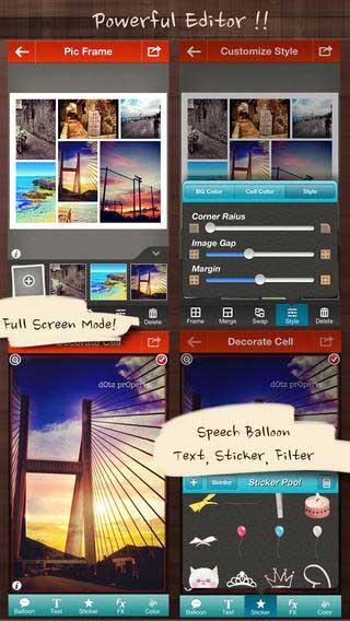 تطبيق Frame Artist Pro الاحترافي في تعديل الصور
