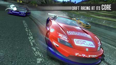 لعبة السيارات الرائعة Ridge Racer Slipstream مجانا لوقت محدود