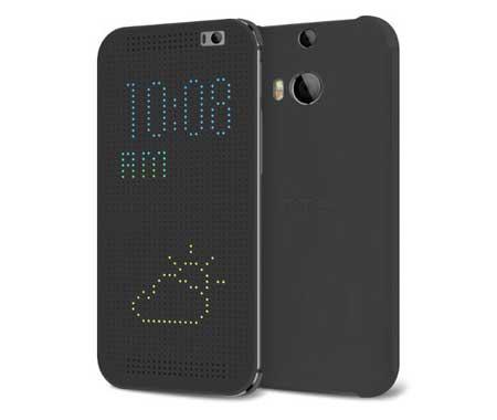 غطاء جهاز HTC M8