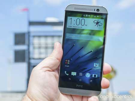 جهاز HTC M8