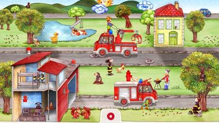 لعبة Tiny Firefighters المسلية والممتعة وبجدارة