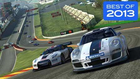 تحديث جديد للعبة Real Racing 3