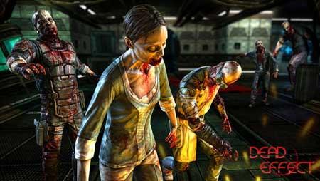 لعبة Dead Effect للاندرويد