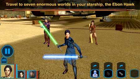 تحديث جديد للعبة Star Wars