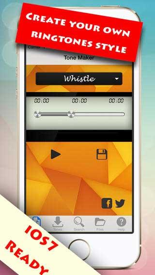 تطبيق Tones لتحميل النغمات على جهازك