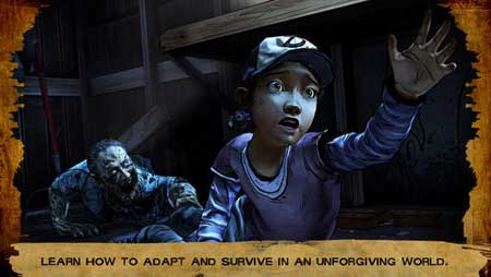 تحديث لعبة Walking Dead: The Game - Season 2